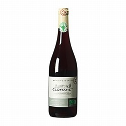 Clomanet Merlot Cabernet Pays D'oc Frankrijk Biologisch