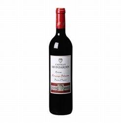 rode Saanse wijn uit de Navarra