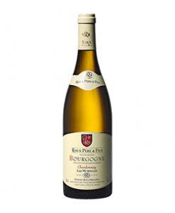 Domaine Roux Père et Fils Hautes Côtes de Beaune Blanc Bourgogne Frankrijk