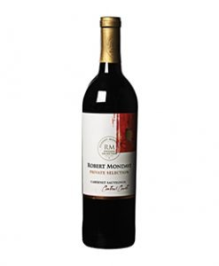Mondavi Private Selection Cabernet Sauvignon California USA