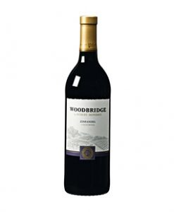 Mondavi Woodbridge Zinfandel Californië USA