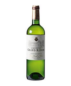 Château Grand Renom Blanc Bordeaux Frankrijk