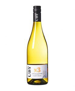 Domaine Uby Colombard-Ugni Blanc nr. 3 Côtes de Gascogne Frankrijk