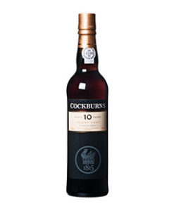 Cockburn's 10 Years Old Port Douro Portugal fles 50 cl