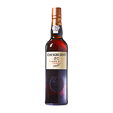Cockburn's 20 Years Old Port Douro Portugal fles 50 cl