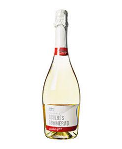 Schloss Sommerau witte mousserende alcoholvrije wijn Duitsland