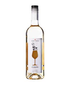 Wijnproefdoos wijnhuis Albeti Noya Spanje