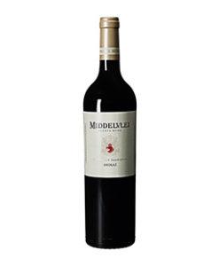 Wijnproefdoos wijnhuis Middelvlei Zuid-Afrika