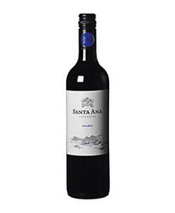 Wijnproefdoos wijnhuis Santa Ana Argentinië