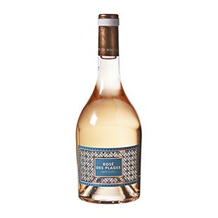 Rosé des Plages Pays de l'Herault Languedoc-Rousillon Frankrijk