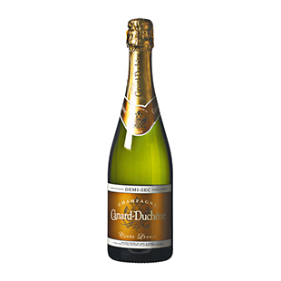 Champagne Canard-Duchêne Cuvée Leonie Demi Sec