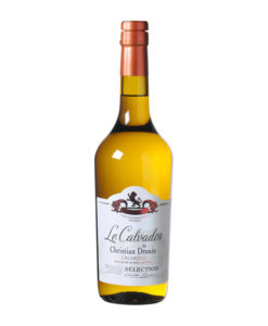 Christian Drouin Calvados Selection fles 70 cl.