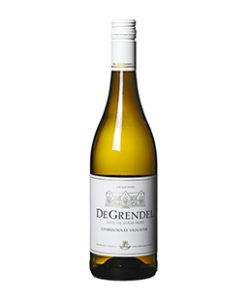 De Grendel Chardonnay Viognier Coastel Region Zuid-Afrika